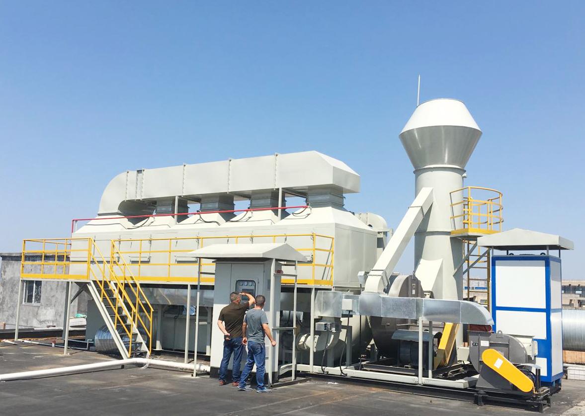 有机废气催化净化装置