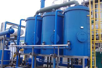 内蒙古活性炭吸附回收装置