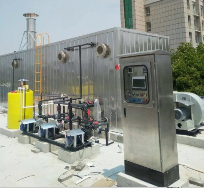 北京生物除臭装置
